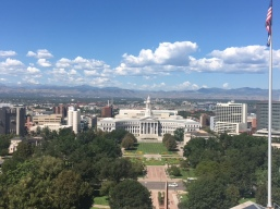 View from the Capitol